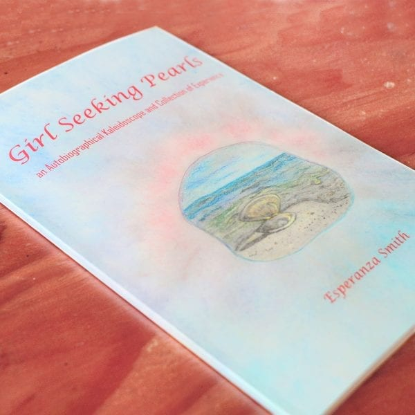 book, girl seeking pearls, esperanza smith
