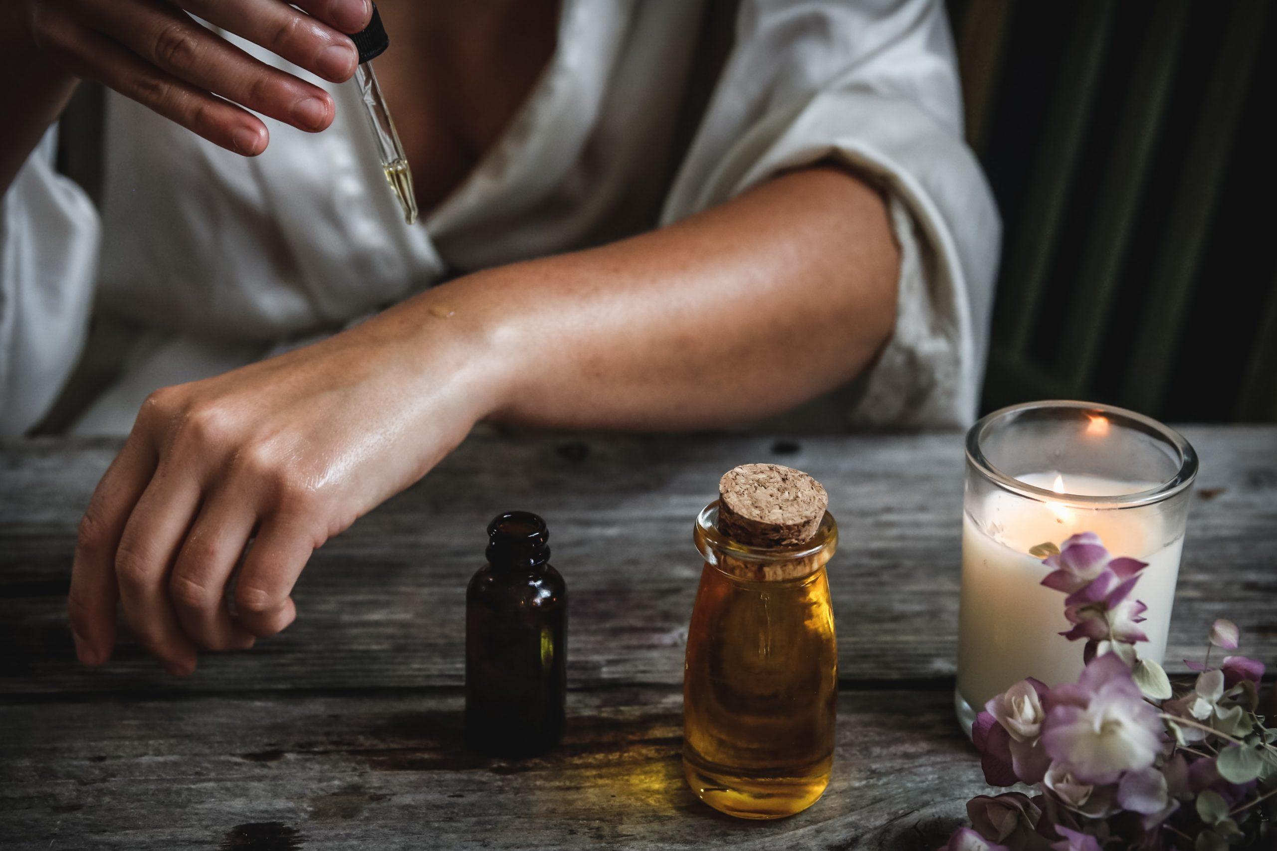 Good Medicine: Essential Oils